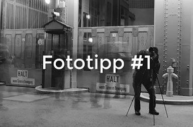 Fototipp #1